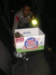 Polisi amankan barang bukti dari TKP