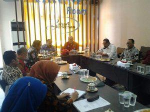 Pertemuan Pemkot Ternate dan pemkot Mojokerto