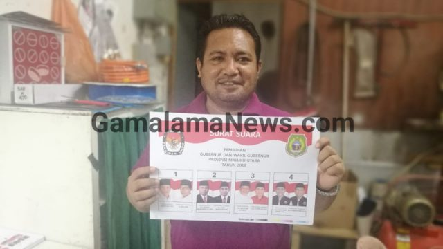Selesai Dicetak, Surat Suara PSU Siap Didistribusi   Gamalamanews.com