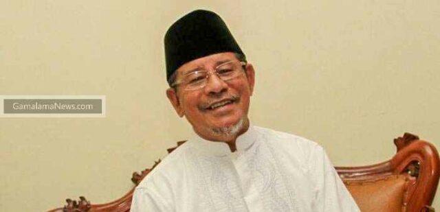 Gubernur Maluku Utara, Haji Abdul Gani Kasuba. (Foto: Istimewa)